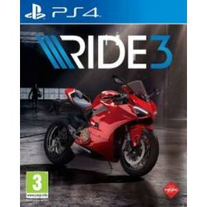 RIDE 3 (PS4)