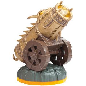 Skylanders Giants / Kiegészítő figura / Golden Dragonfire Cannon ˇhasznált