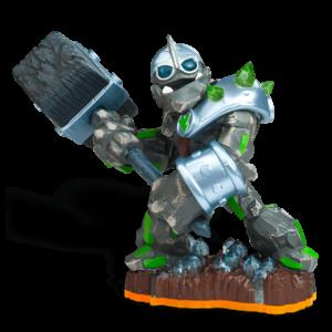 Skylanders Giants / Giant figura / Crusher ˇhasznált
