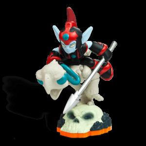 Skylanders Giants / Figura / Fright Rider ˇhasznált
