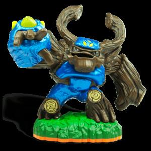 Skylanders Giants / Giant figura / Gnarly Tree Rex ˇhasznált