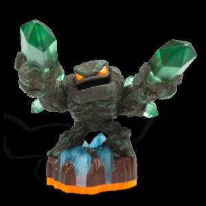 Skylanders Giants / Figura / Lightcore Prism Break ˇhasznált