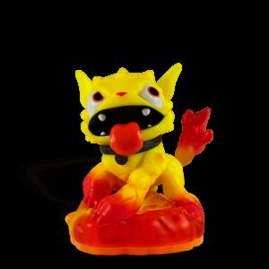 Skylanders Giants / Figura / Molten Hot Dog   ˇhasznált