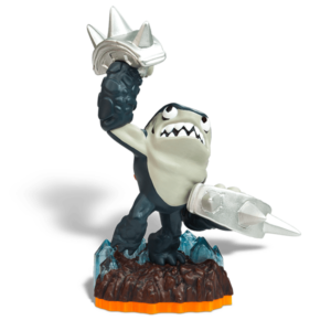 Skylanders Giants / Figura / Terrafin (Series 2) ˇhasznált