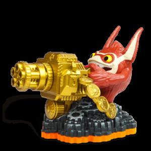 Skylanders Giants / Figura / Trigger Happy (Series 02) ˇhasznált