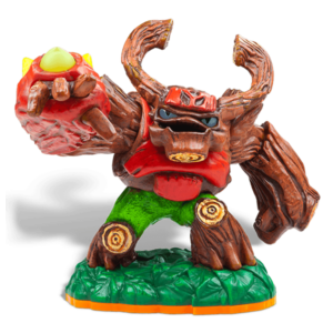 Skylanders Giants / Giant figura / Tree Rex ˇhasznált