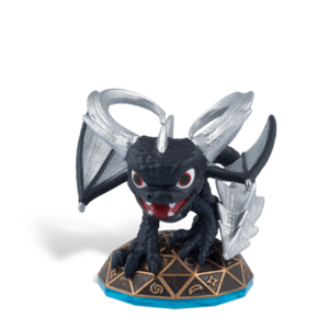 Skylanders SWAP Force / Figura / Dark Mega Ram Spyro ˇhasznált