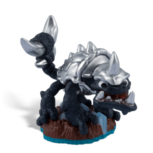 Skylanders SWAP Force / Figura / Dark Slobber Tooth ˇhasznált