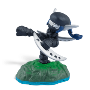 Skylanders SWAP Force / Figura / Dark Stealth Elf ˇhasznált