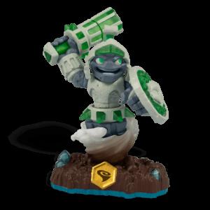 Skylanders SWAP Force / SWAP Figura / Doom Stone   ˇhasznált
