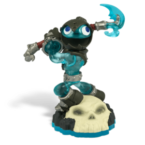 Skylanders SWAP Force / Figura /  Grim Creeper ˇhasznált