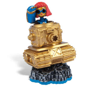 Skylanders SWAP Force / Figura / Heavy Duty Sprocket ˇhasznált