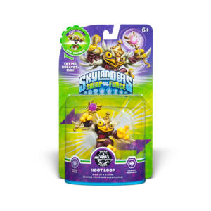 Skylanders SWAP Force / Hoot Loop figura