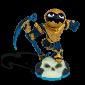 Skylanders SWAP Force / Figura / Legendary Grim Creeper ˇhasznált