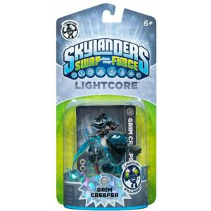 Skylanders SWAP Force / Figura / Lightcore Grim Creeper