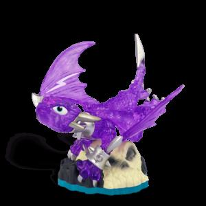 Skylanders SWAP Force / Figura / Phantom Cynder   ˇhasznált