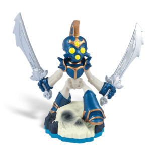 Skylanders SWAP Force / Figura / Twin Blade Chop Chop ˇhasznált