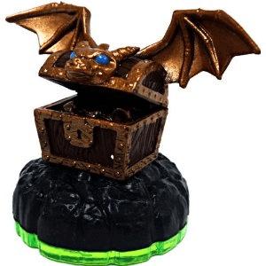 Skylanders Spyro's Adventures / Varázstárgy / Hidden Treasure ˇhasznált