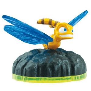 Skylanders Spyro's Adventures / Varázstárgy / Sparx Dragonfly ˇhasznált