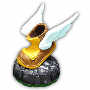 Skylanders Spyro's Adventures / Varázstárgy / Winged Boots ˇhasznált