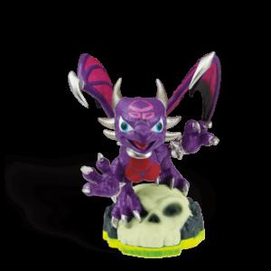 Skylanders Spyro's Adventures / Figura / Cynder ˇhasznált
