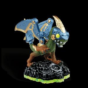 Skylanders Spyro's Adventures / Figura / Drobot ˇhasznált