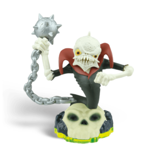 Skylanders Spyro's Adventures / Figura / Ghost Roaster ˇhasznált