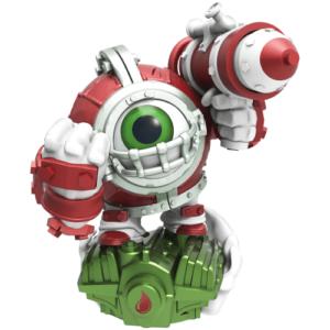 Skylanders Superchargers / Supercharger figura / Missile Tow Dive-Clops ˇhasznált