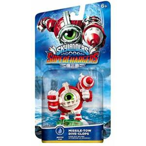 Skylanders Superchargers / Supercharger figura / Missile Tow Dive-Clops