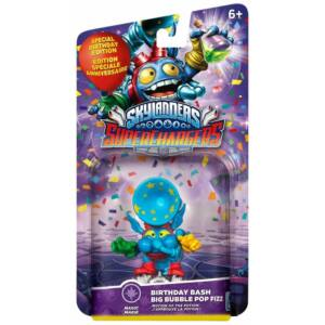 Skylanders Superchargers / Supercharger figura / Birthday Bash Big Bubble Pop Fizz