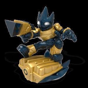 Skylanders Superchargers / Supercharger figura / Legendary Astroblast    ˇhasznált