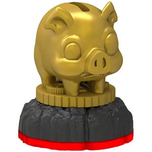 Skylanders Trap Team / Varázstárgy / Piggy Bank    ˇhasznált