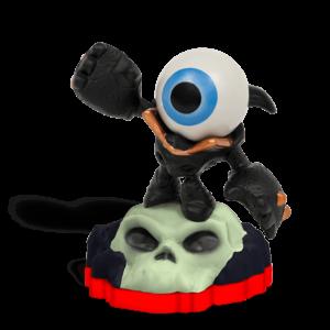 Skylanders Trap Team / Mini figura / Eye-Small ˇhasznált