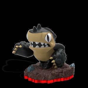 Skylanders Trap Team / Mini figura / Terrabite ˇhasznált