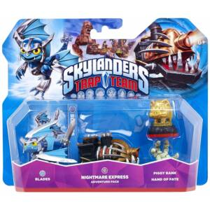 Skylanders Trap Team / Adventure Pack / Nightmare Express Pack  ˇhasznált