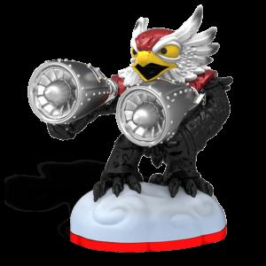 Skylanders Trap Team / Figura / Full Blast Jet-Vac   ˇhasznált