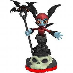 Skylanders Trap Team / Figura / Bat Spin ˇHASZNÁLT