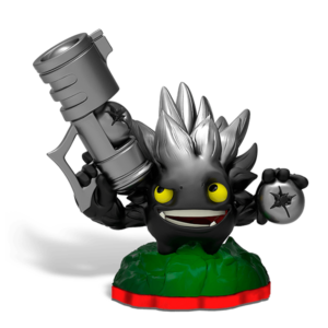 Skylanders Trap Team / Figura / Dark Food Fight    ˇhasznált
