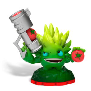 Skylanders Trap Team / Figura / Food Fight    ˇhasznált