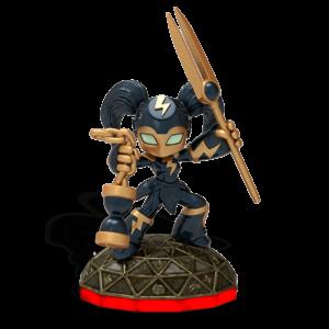 Skylanders Trap Team / Figura / Legendary Deja Vu    ˇhasznált