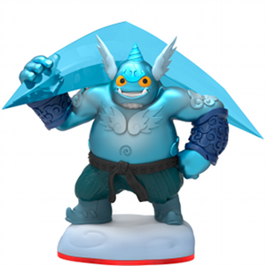Skylanders Trap Team / Trap Master figura / Gusto ˇhasznált