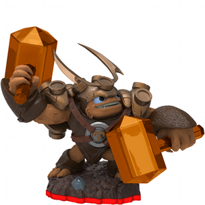 Skylanders Trap Team / Trap Master figura / Wallop ˇhasznált