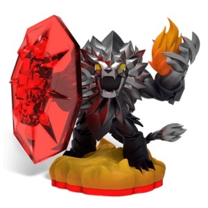Skylanders Trap Team / Trap Master figura / Dark Wildfire ˇhasznált