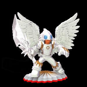 Skylanders Trap Team / Trap Master figura / Knight Light   ˇhasznált