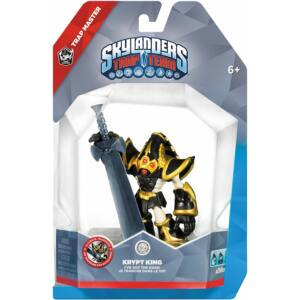 Skylanders Trap Team / Trap Master figura / Krypt King