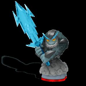 Skylanders Trap Team / Trap Master figura / Thunderbolt ˇhasznált-hv