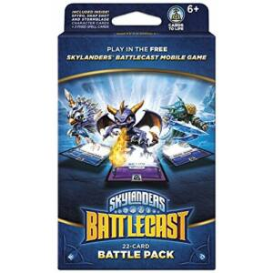 Skylanders Battlecast Pack A (MOBIL)