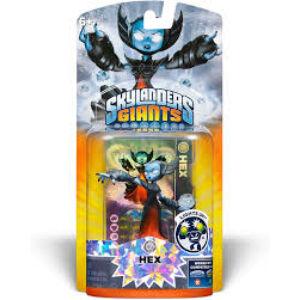 Skylanders Giants / Figura / Lightcore Hex
