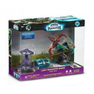 Skylanders Imaginators / Adventure Pack / Lost Imaginite Mines (Magic Creation Crystal + Imaginite Mystery Chest + Master Ro-Bow)