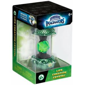 Skylanders Imaginators / Creation Crystal / Life Creation Crystal